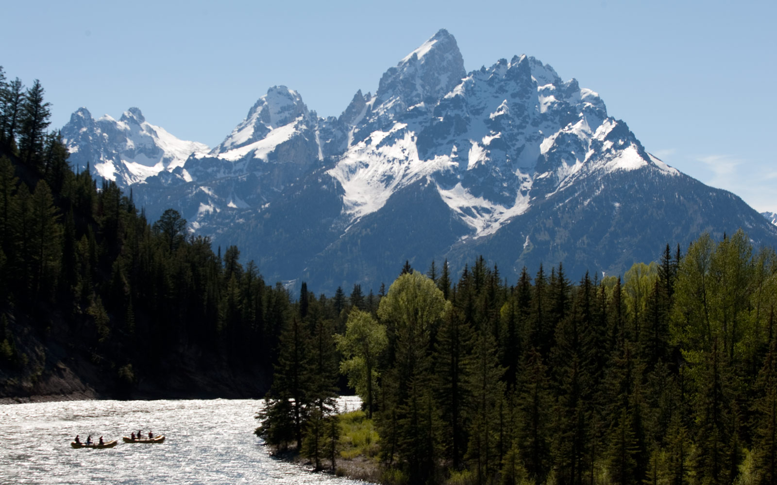 Yellowstone Amp Grand Teton Vacations Explore With Oars