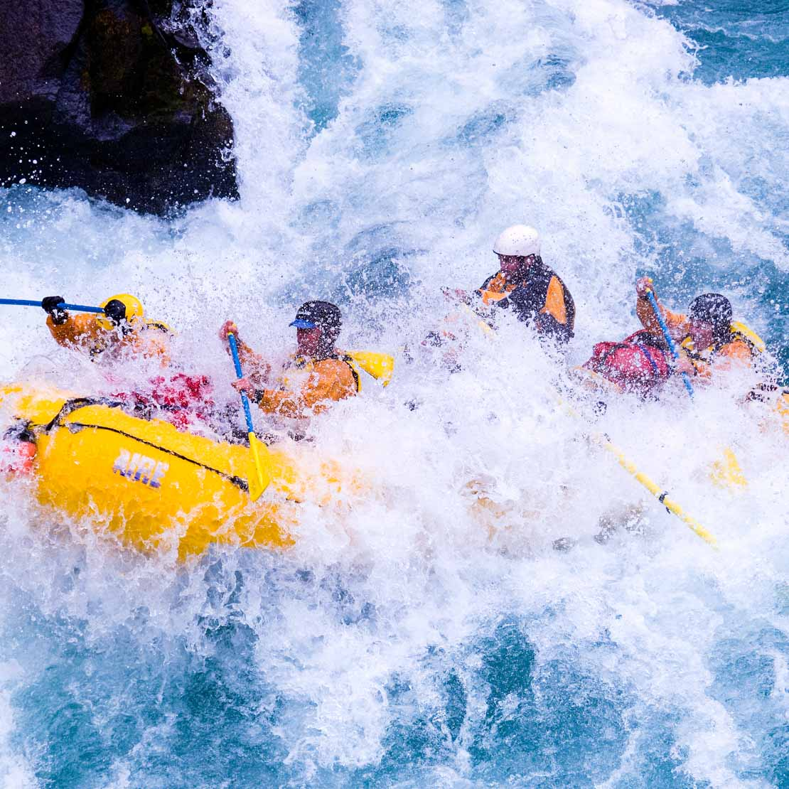 Bachelor Bacholerette Whitewater Rafting