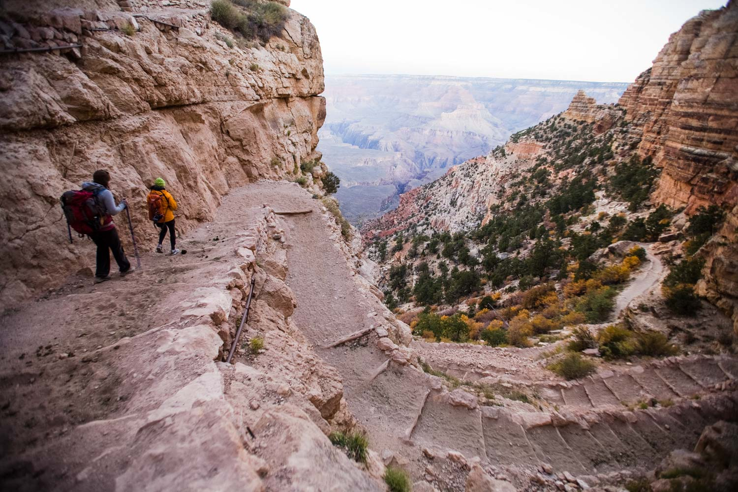 how to take photos of the grand canyon