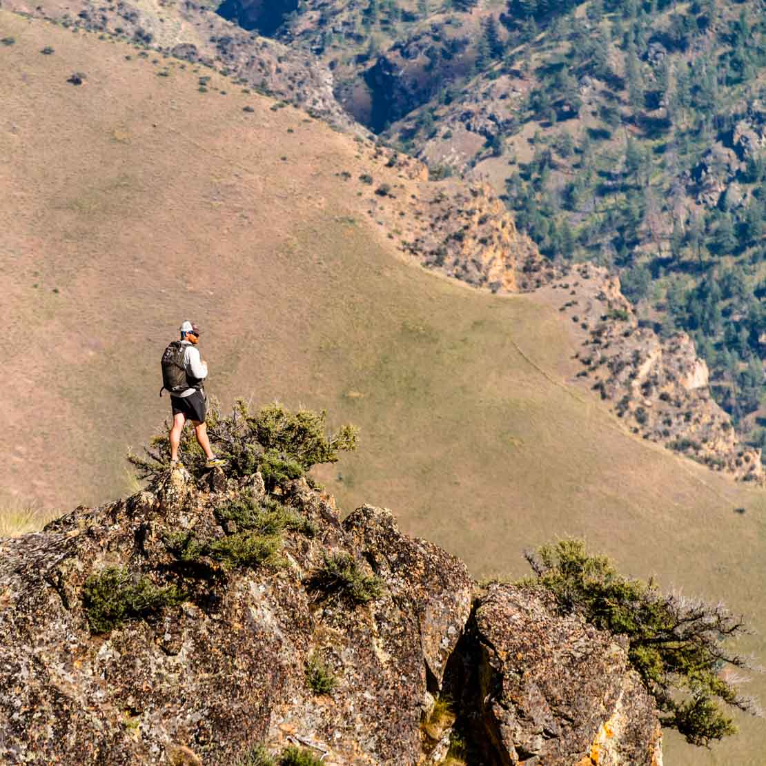 Hiking Viewpoint