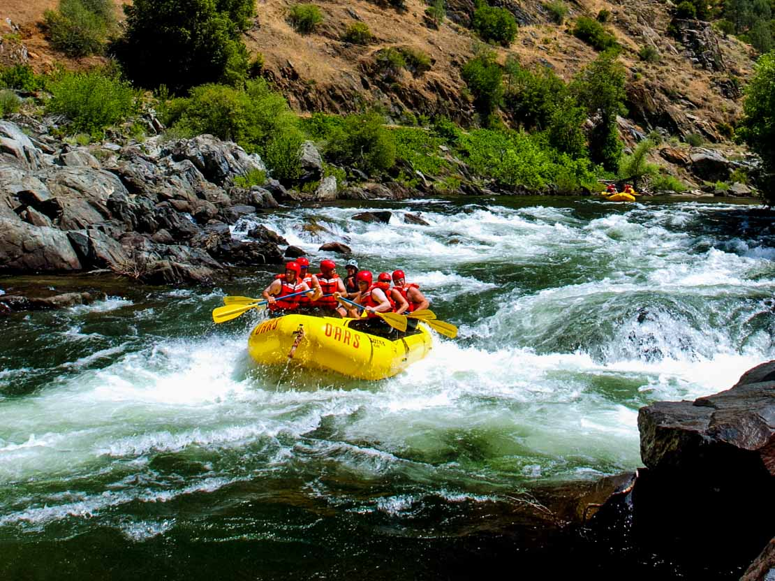 Seven Whitewater Wonders Tuolumne River