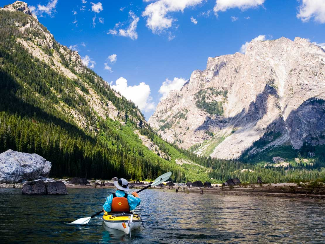 Wyoming Paddling