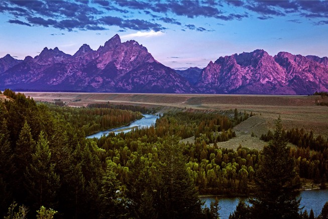 Grand Teton National Park | Logan Bockrath