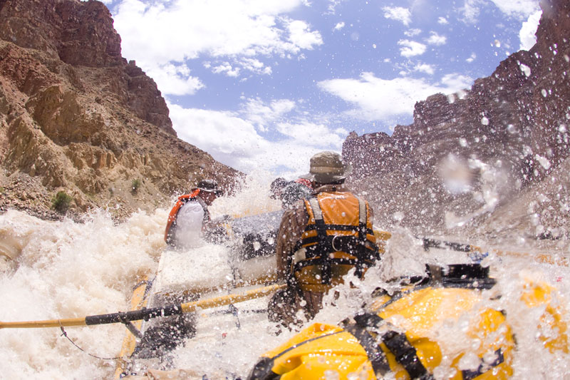 Best National Parks for Rafting