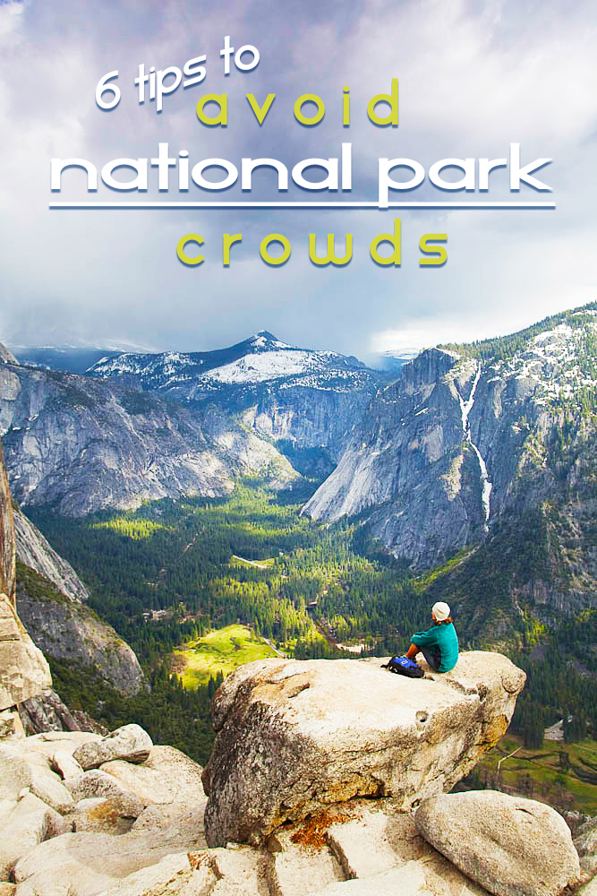 How to Avoid National Park Crowds