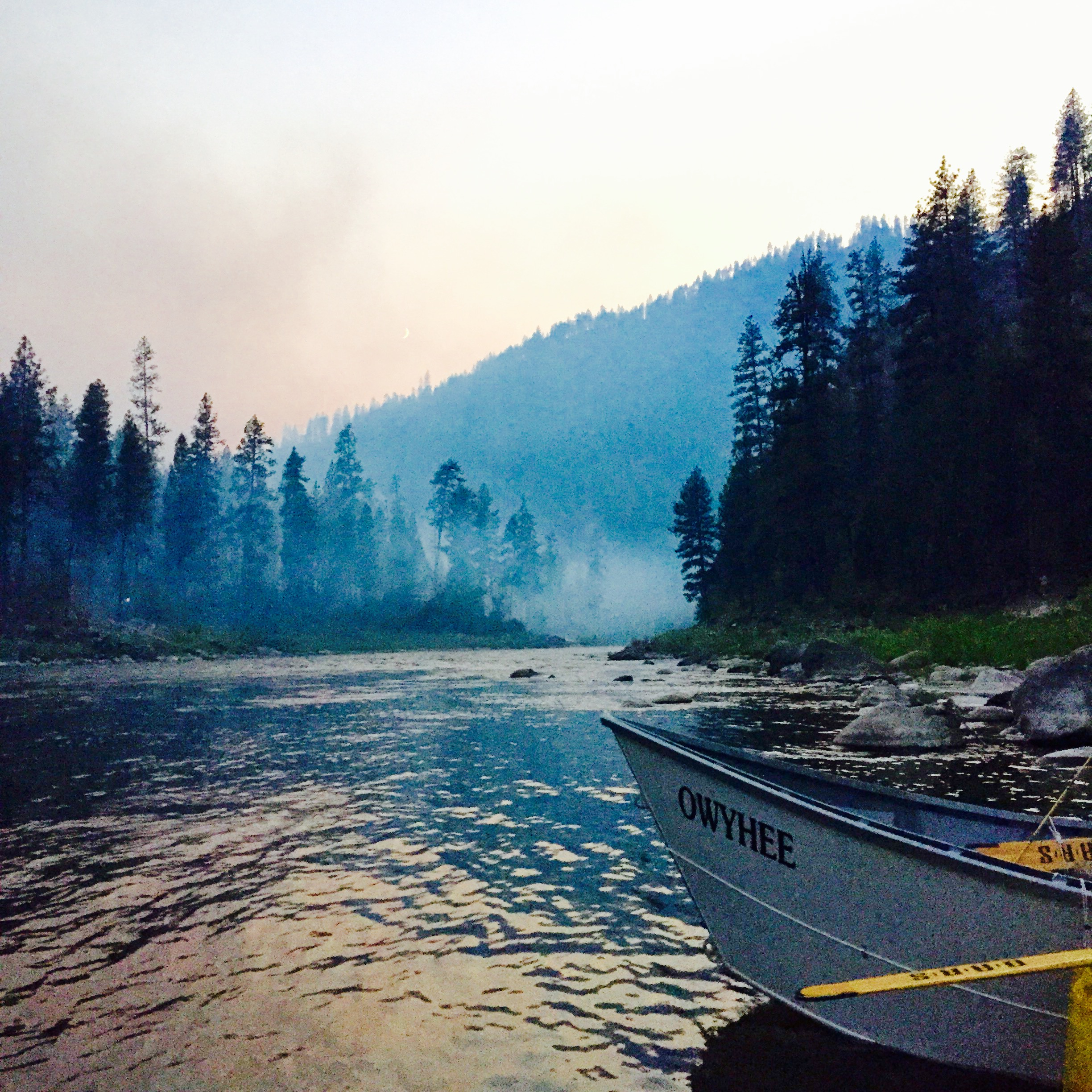 A Beautiful and Rugged Boat: In honor of the Owyhee Canyonlads