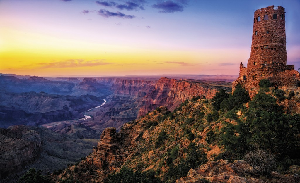 Indian Watchtower at Desert View: Mary Jane Colter: Grand Canyon Architect
