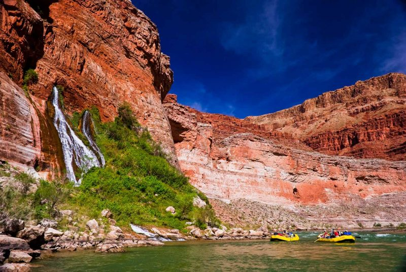 The Best National Parks for Rafting