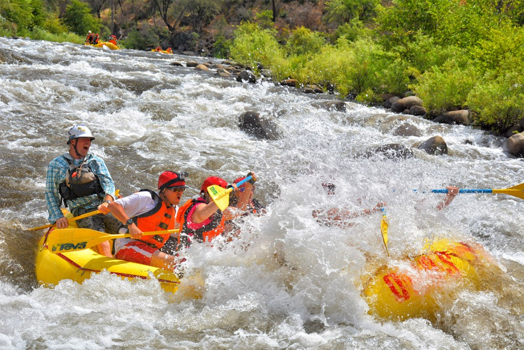 2016 California Whitewater Outlook