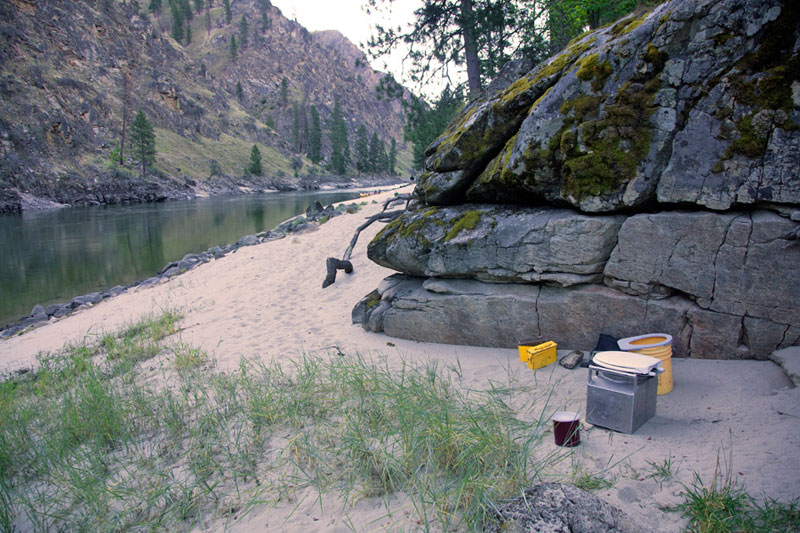 River Trip 101: Your Guide to the Groover