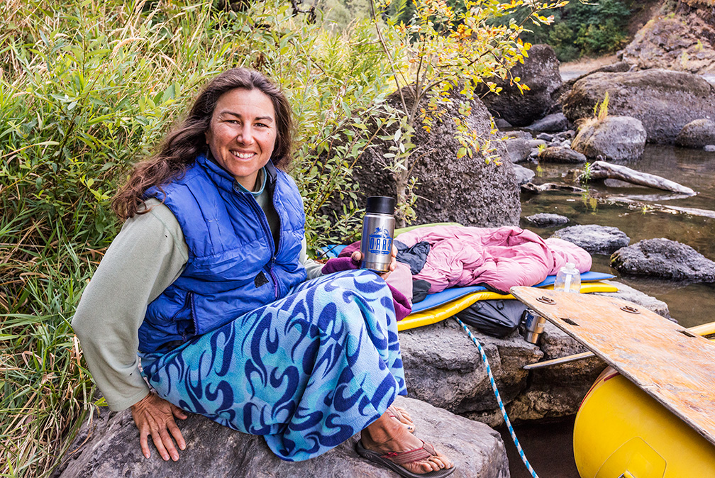 The Girlfriend's Guide to Packing for a Rafting Trip