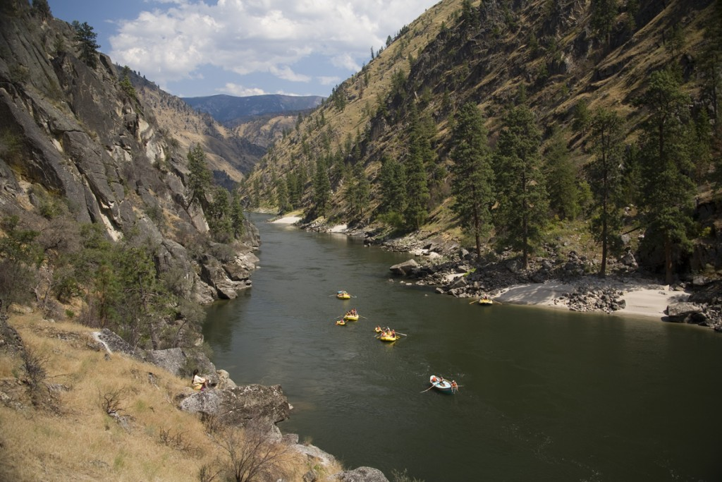 A Love Letter to Idaho's Main Salmon River