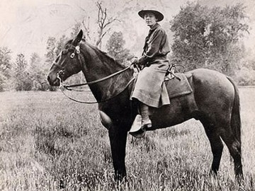 Women of the National Parks - Claire Marie Hodges: First Female Ranger