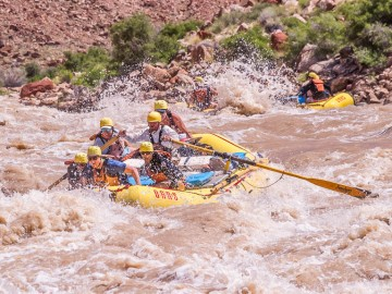 Where to find the best whitewater this year