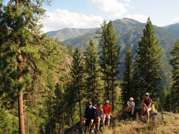 The Best Main Salmon River Hikes