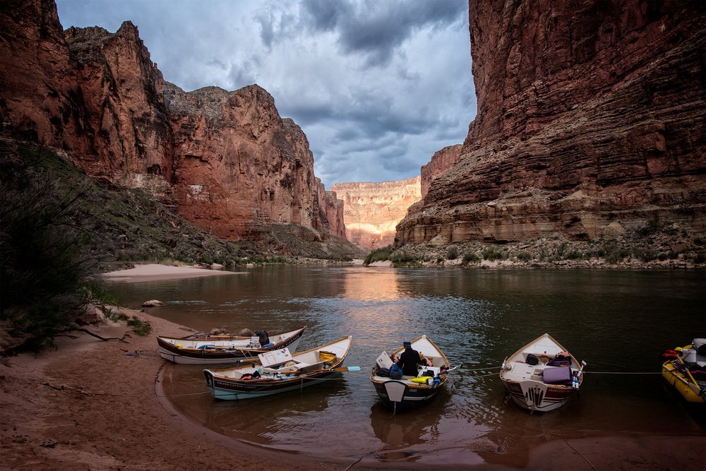 Grand Canyon Dories | Photo: Jerry Eisner