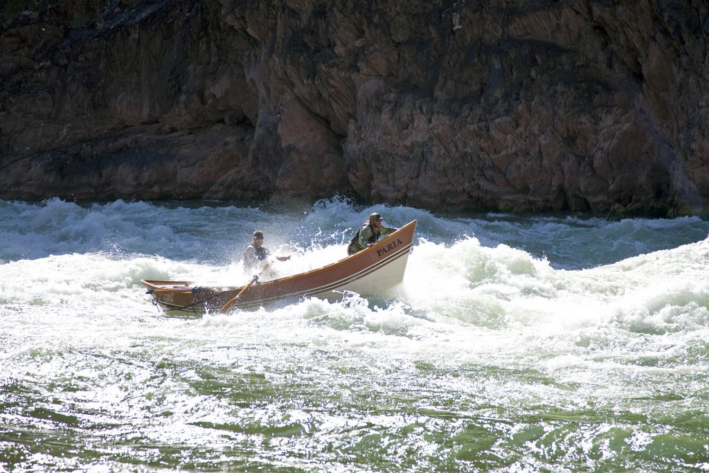 Grand Canyon Dories: Crystal Rapid