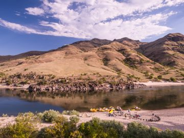 Portland Road Trip: Gorges of the Lower Salmon River Rafting