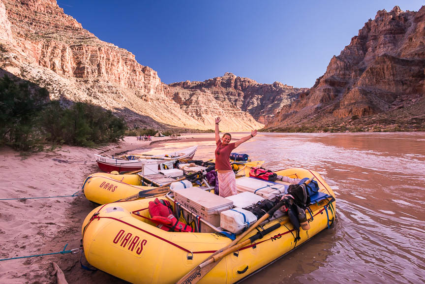 5 Types of Guides You'll Meet on a Rafting Trip