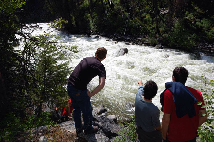 Idaho's Best Whitewater Rapids | Flight Simulator | Photo: NRS Community