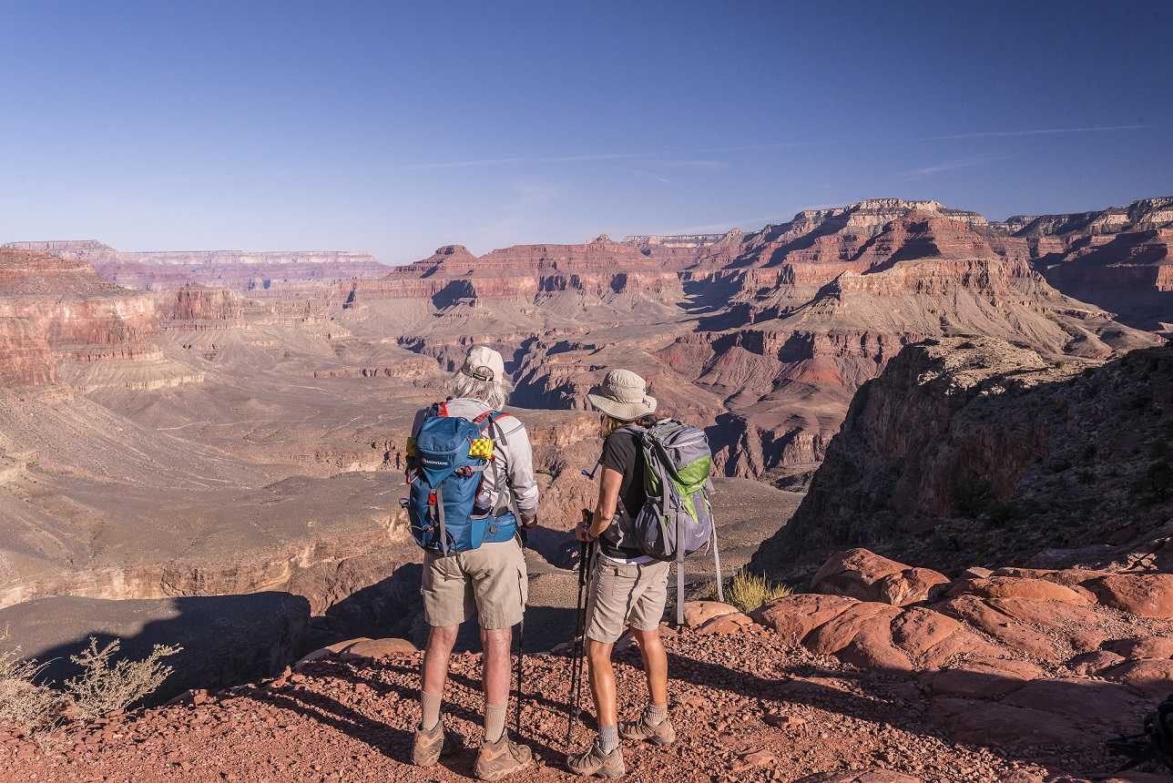 How To Prepare For A Grand Canyon Hiking Trip