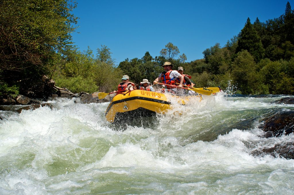 Mokelumne River Rafting, California | Photo: Jason B. Smith