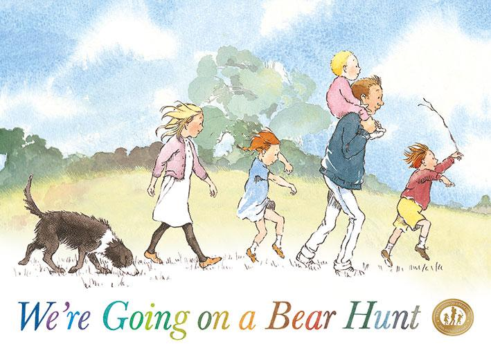 15 of the Best Outdoor Books for Kids | We're Going on a Bear Hunt