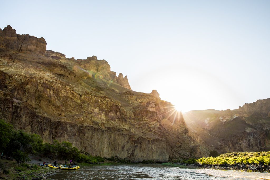The Quick Guide to Oregon Rafting | Owyhee River