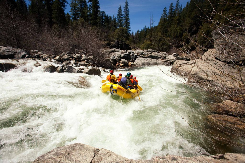 California Rafting | North Fork Stanislaus