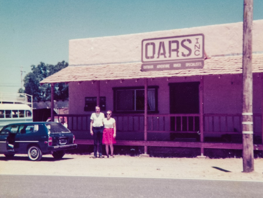 George and Pam Wendt | O.A.R.S.