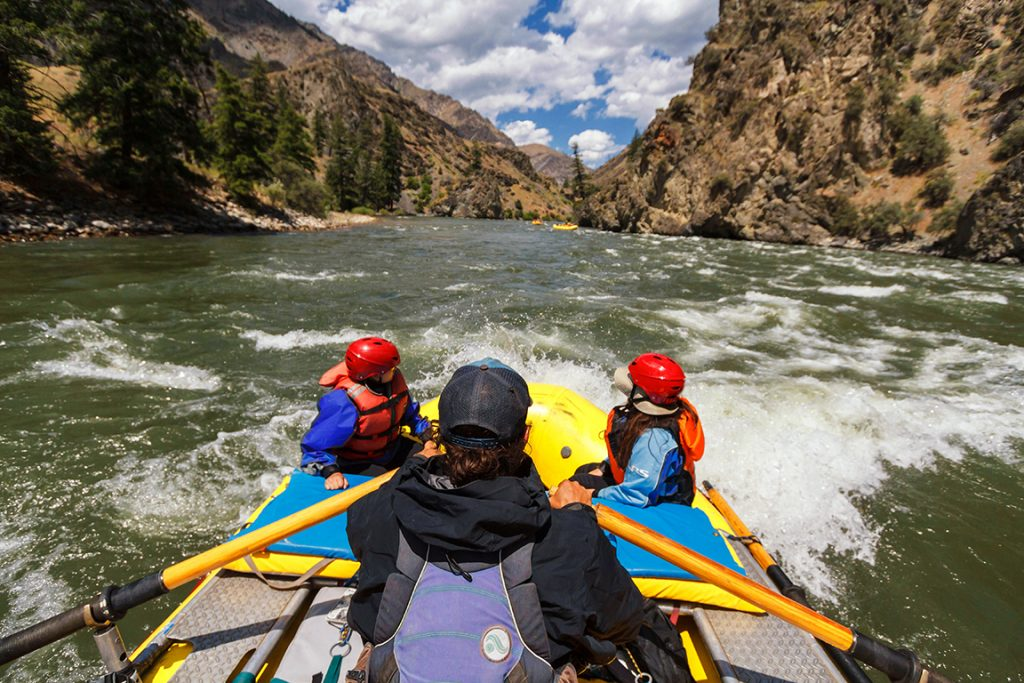 Where to find the best rafting in the West | Idaho's Salmon River