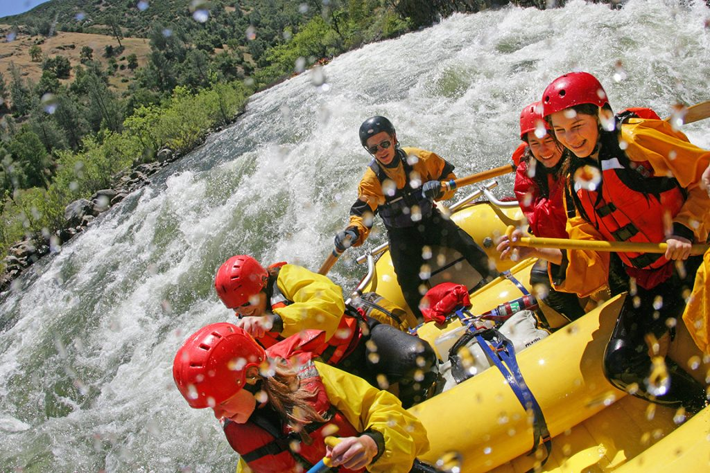 Where to find the best rafting 2017   California's Merced River