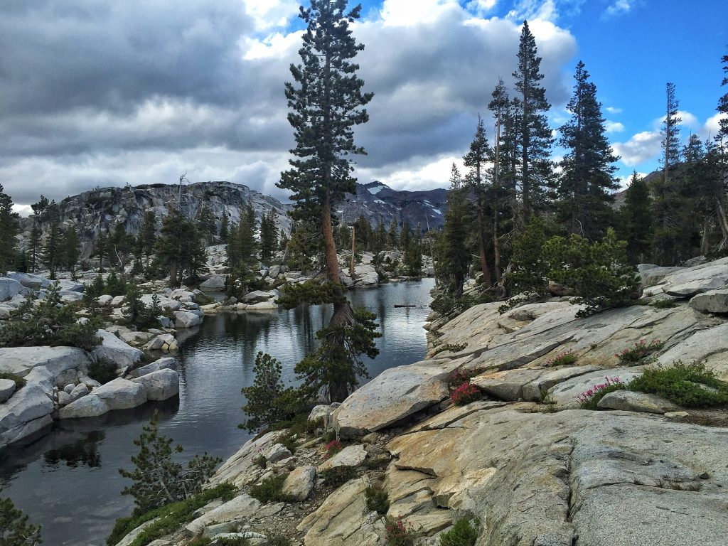 Best Outdoor Adventures from the Bay Area | Backpack to Aloha Lakes, Desolation Wilderness