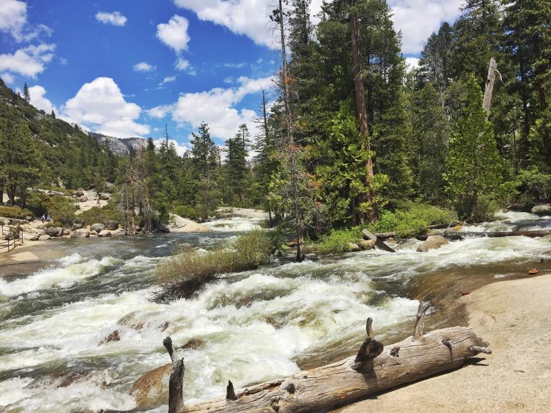 Best Year Ever for Yosemite Waterfalls and Whitewater