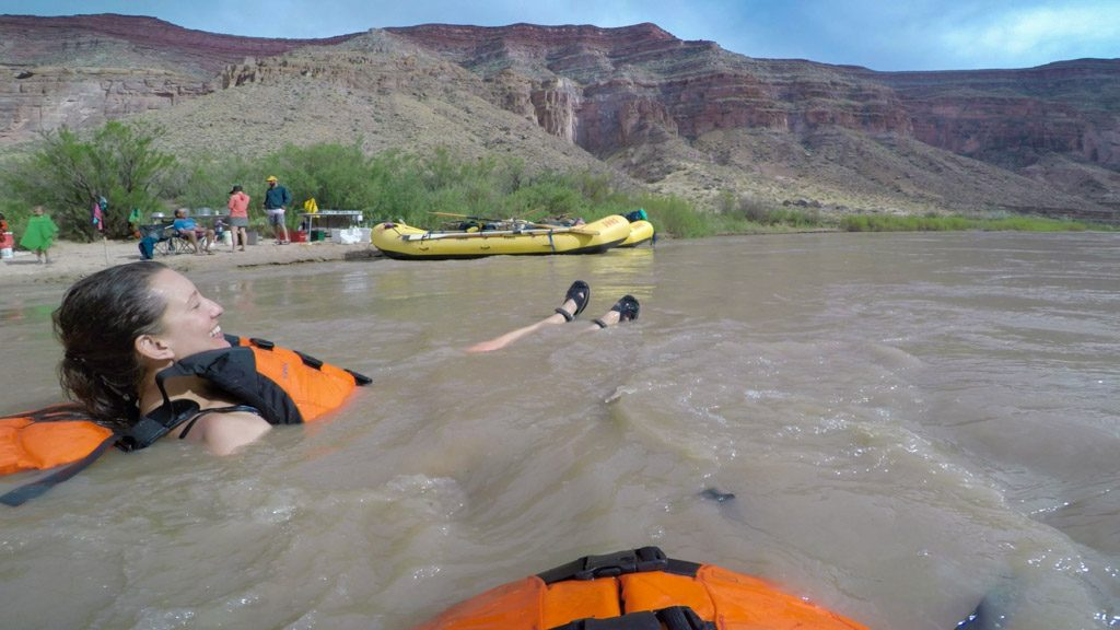 100 Hours Unplugged: 7 Lessons on the San Juan River, 36 Years Later