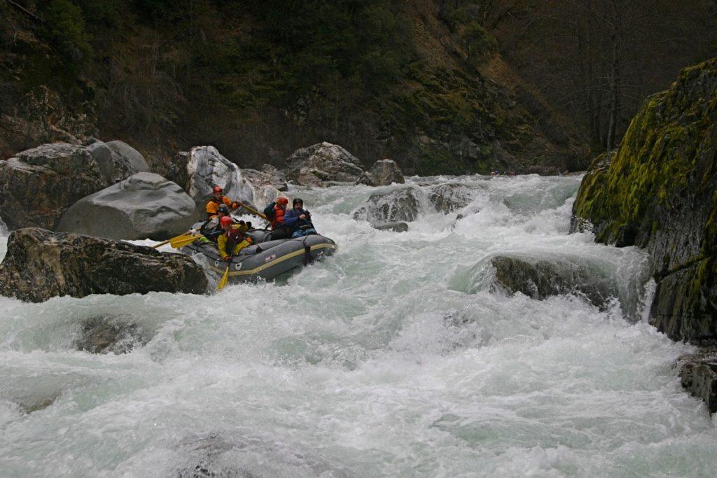 The Insider's Guide to Whitewater Rafting in California | Cal Salmon River