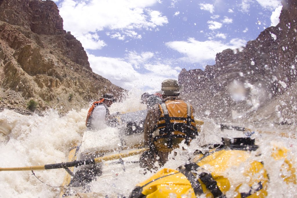 5 of the Best Utah Whitewater Rafting Trips | Cataract Canyon