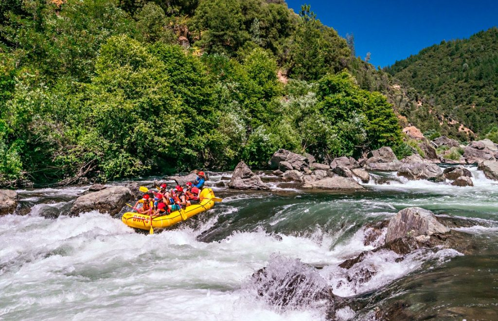 The Insider's Guide to Whitewater Rafting in California | Middle Fork American River