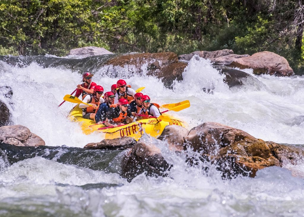 The Insider's Guide to Whitewater Rafting in California | Tuolumne River Rafting