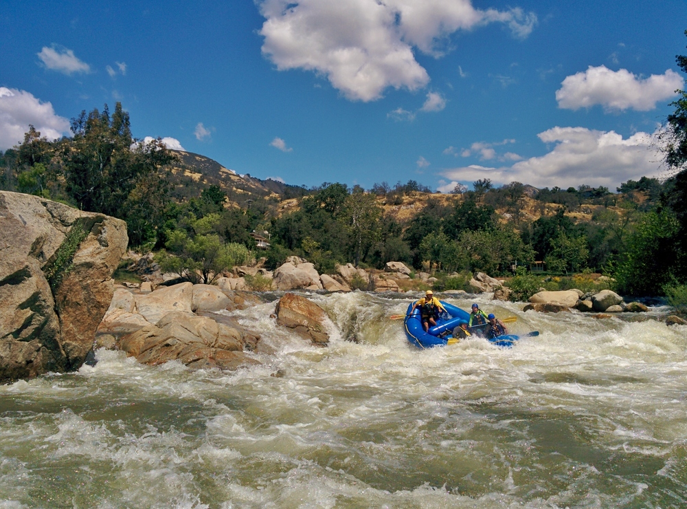 The Insider's Guide to Whitewater Rafting in California | Kaweah River