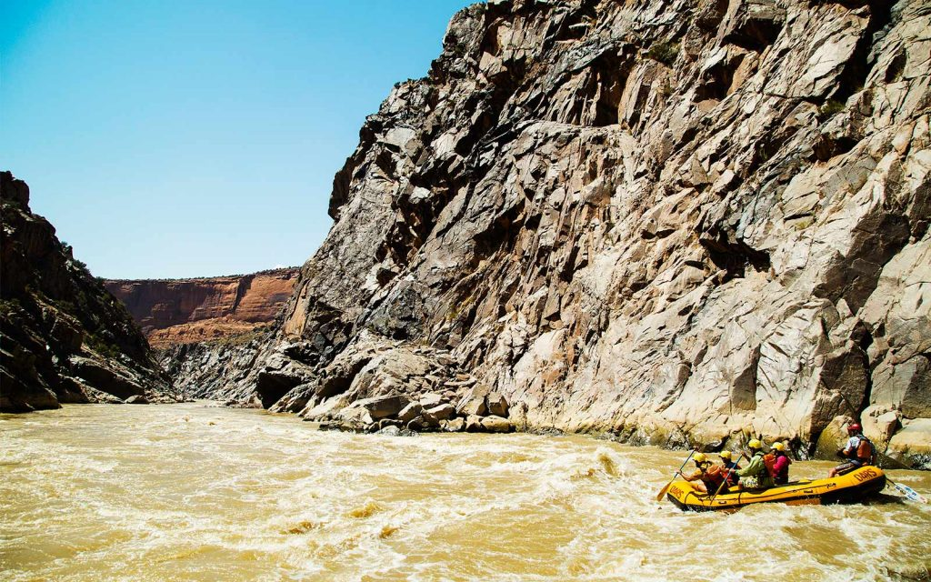 5 of the Best Utah Whitewater Rafting Trips | Westwater Canyon