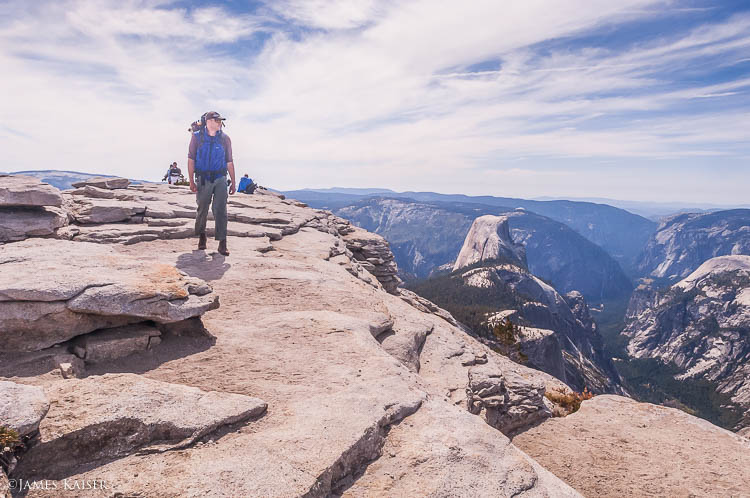 8 National Park Views That are Worth the Effort | Clouds Rest, Yosemite National Park