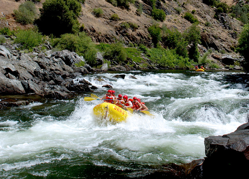 The Best Rafting Near San Francisco for Every Adventure Level