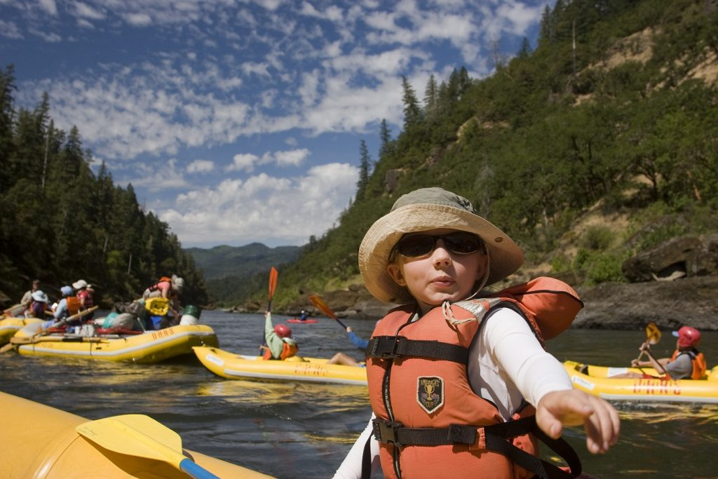 Oregon Vacation Ideas for Adventurous Families   Rogue River Rafting