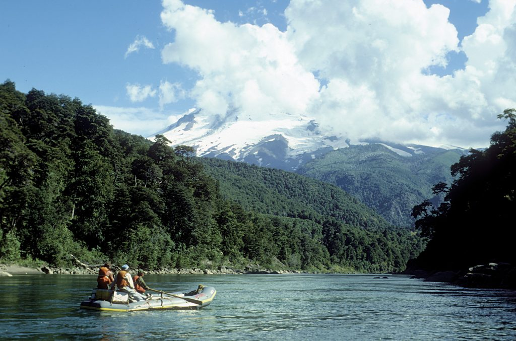 The True Story of the First Descent of Chile's Bio-Bio River