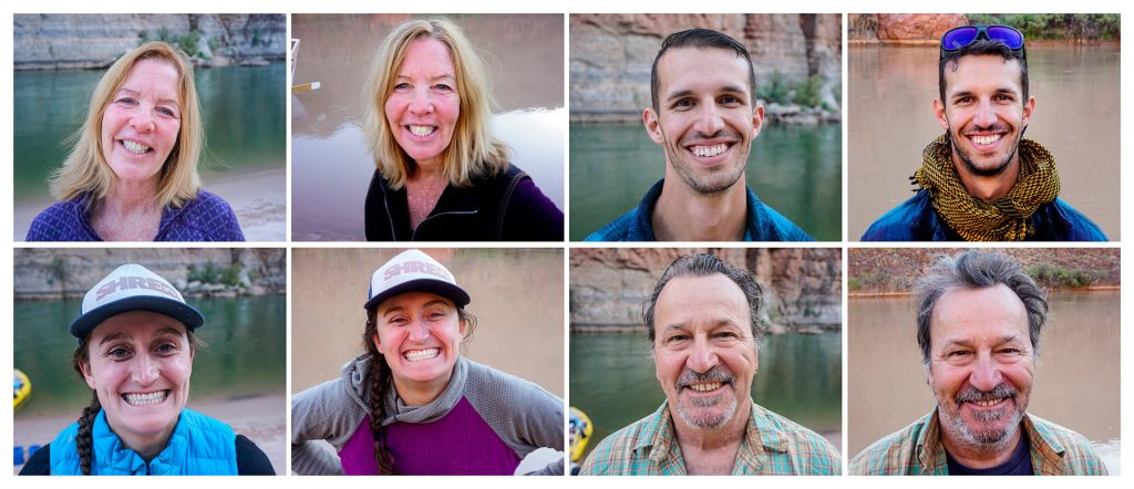 Before and After: The Transformative Magic of Grand Canyon Rafting Trip