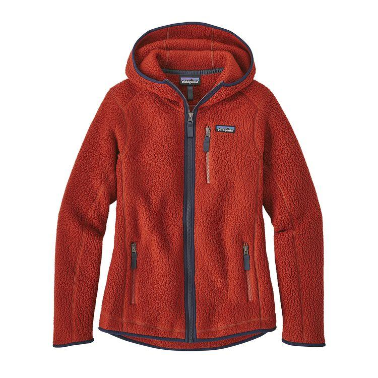 Gift Ideas for Outdoor Women | Patagonia Retro Pile Fleece Hoody