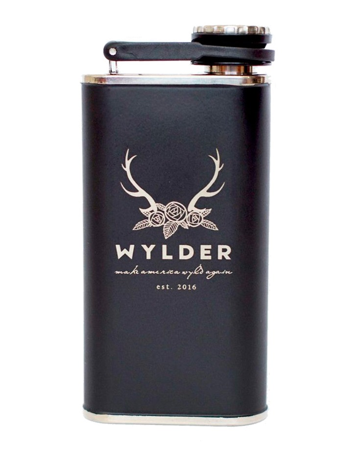 Gift Ideas for Outdoor Women | Wylder Stanley Flask