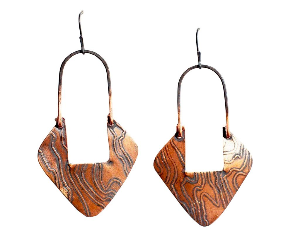 Gift Ideas for Outdoor Women | Bri Bohl Echo Earrings