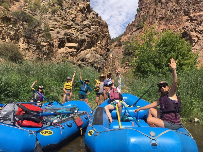 The Ultimate Bachelorette Party for Outdoorsy Gals